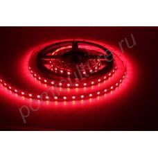 Светодиодная лента на чипах SMD 5050 красного цвета для биколорных светильников